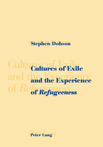 Cultures of Exile and the Experience of «Refugeeness» | Dodax.ch