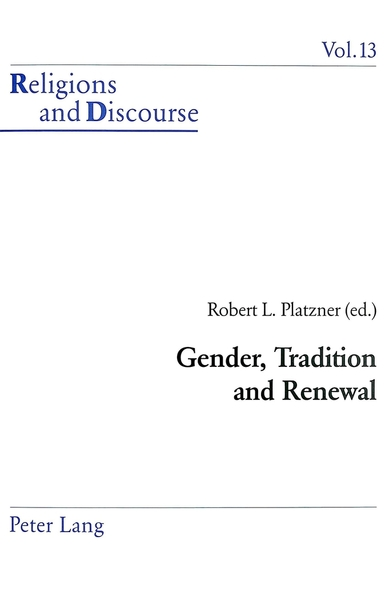 Gender, Tradition and Renewal | Dodax.de