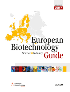 European Biotechnology Science & Industry Guide 2017 | Dodax.at