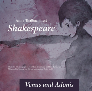 Anna Thalbach liest Shakespeare - Venus und Adonis, 1 Audio-CD | Dodax.at