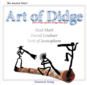 The Ancient Voice - Art of Didge | Dodax.co.uk