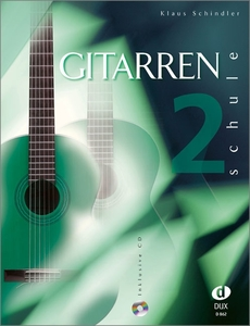 Gitarrenschule, m. Audio-CD. Bd.2 | Dodax.de