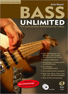 Bass Unlimited, m. 2 Audio-CDs | Dodax.at
