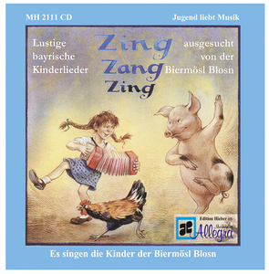 Zing, Zang, Zing, 1 Audio-CD | Dodax.at