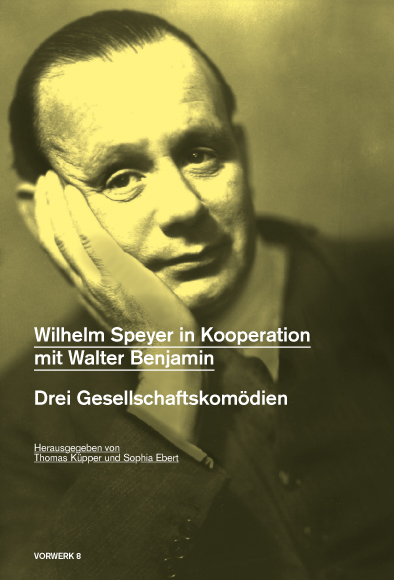 Wilhelm Speyer in Kooperation mit Walter Benjamin | Dodax.at