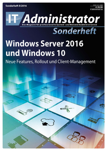 Windows Server 2016 und Windows 10 | Dodax.co.uk