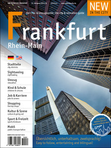 NEW IN THE CITY Frankfurt/Rhein-Main 2017/18 | Dodax.ch