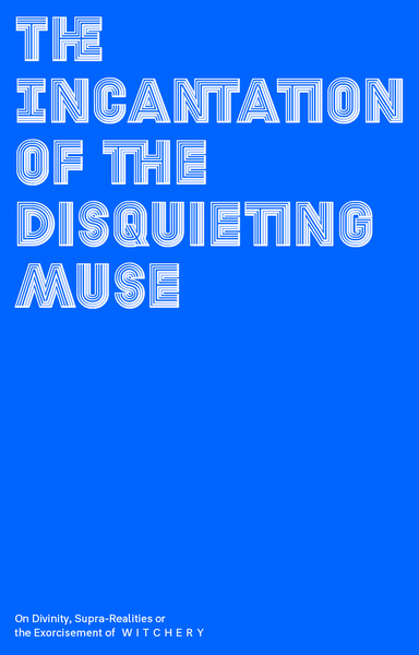The Incantation of the disquieting Muse | Dodax.at