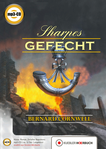 Sharpes Gefecht, 1 MP3-CD | Dodax.ch