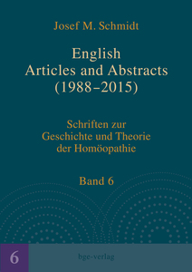 English Articles and Abstracts (1988-2015)   Dodax.de