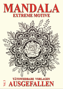 Mandala Vol. 3 - Extreme Motive | Dodax.co.uk