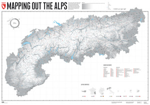 Mapping out the Alps | Dodax.at