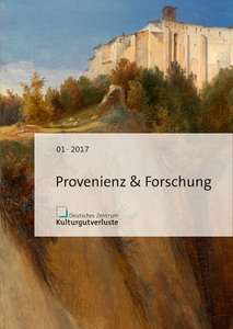 Provenienz & Forschung | Dodax.co.uk