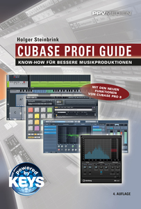 Cubase Profi Guide | Dodax.at