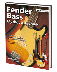 Fender Bass Mythos & Technik | Dodax.pl