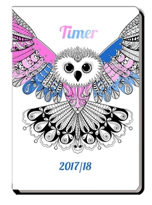 Timer Color Me 2017/18 | Dodax.ch