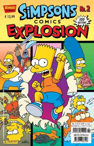 Simpsons Explosion. Bd.2 | Dodax.at