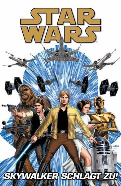 Star Wars Comics: Skywalker schlägt zu | Dodax.at