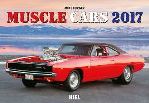 Muscle Cars 2017 | Dodax.at