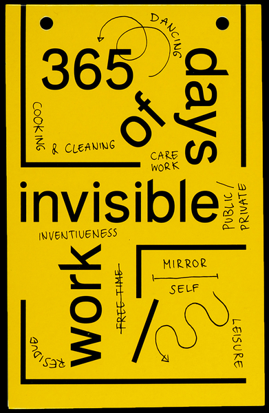 365 Days of Invisible Work | Dodax.com