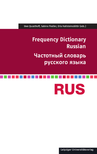 Frequency Dictionary Russian | Dodax.pl