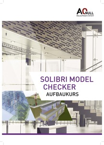 Solibri Model Checker, Aufbaukurs Handbuch | Dodax.at