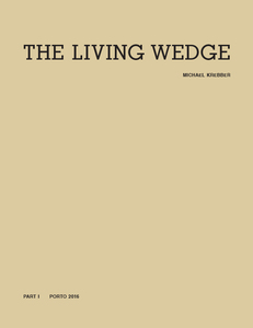 Michael Krebber. The Living Wedge. 2 Vols. Part I (Bildband) | Dodax.ch