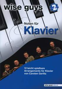 Noten für Klavier. Vol.2 | Dodax.at