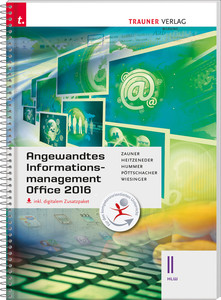 Angewandtes Informationsmanagement II HLW Office 2016 inkl. Übungs-CD-ROM | Dodax.nl