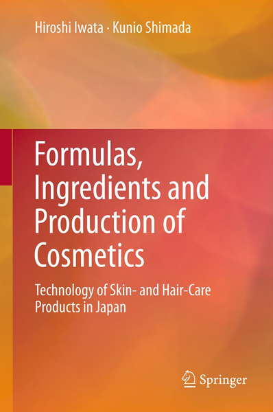Formulas, Ingredients and Production of Cosmetics   Dodax.ch