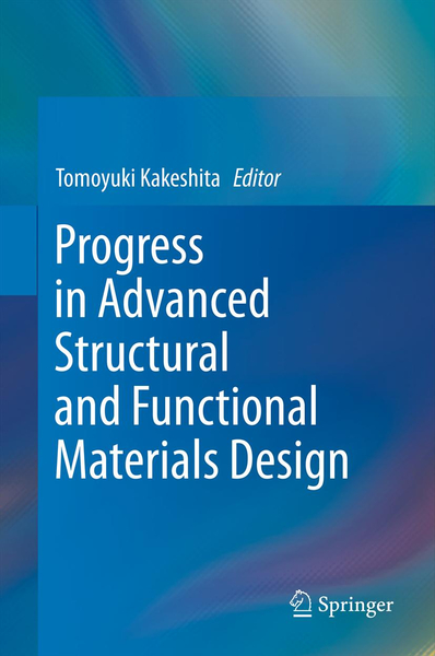 Progress in Advanced Structural and Functional Materials Design   Dodax.ch