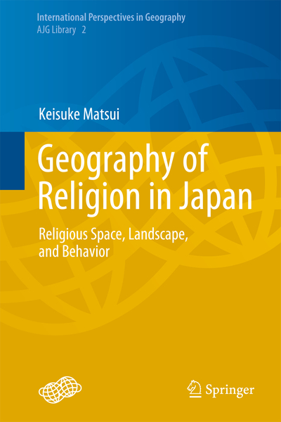 Geography of Religion in Japan | Dodax.at