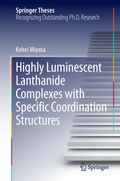 Highly Luminescent Lanthanide Complexes with Specific Coordination Structures | Dodax.pl
