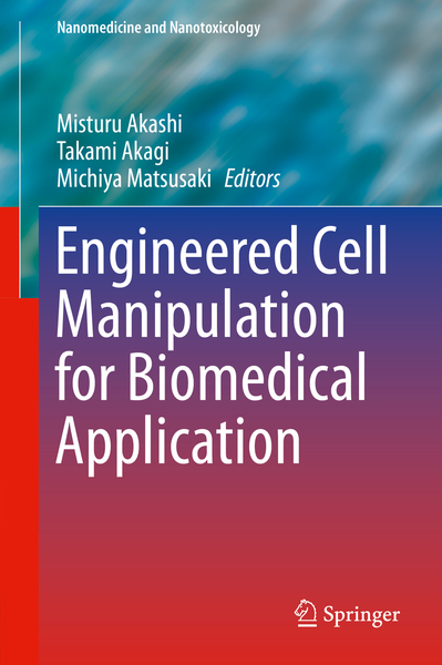 Engineered Cell Manipulation for Biomedical Application   Dodax.ch