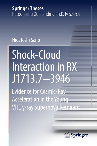 Shock-Cloud Interaction in RX J1713.7-3946 | Dodax.ch