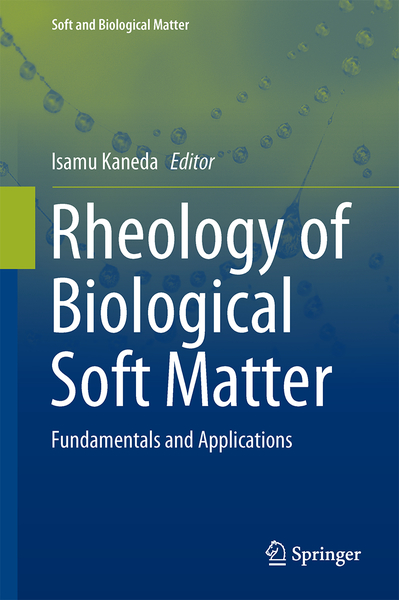 Rheology of Biological Soft Matter | Dodax.ch