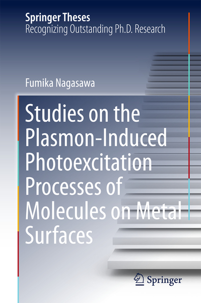 Studies on the Plasmon-Induced Photoexcitation Processes of Molecules on Metal Surfaces | Dodax.nl