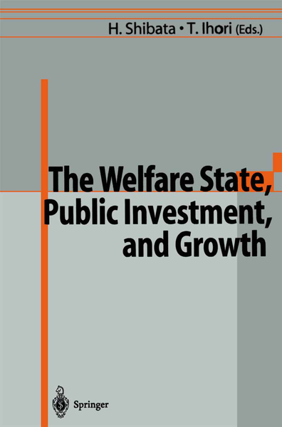 The Welfare State, Public Investment, and Growth | Dodax.ch