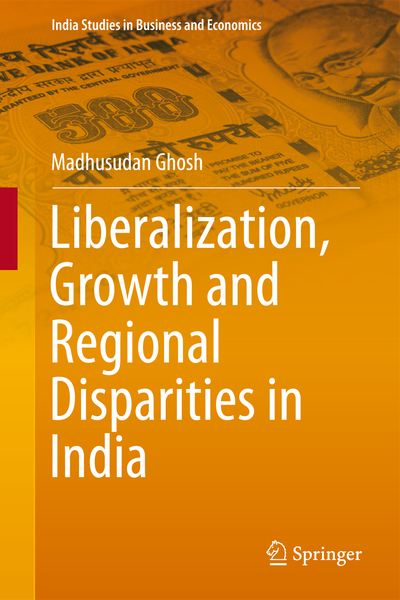 Liberalization, Growth and Regional Disparities in India | Dodax.ch