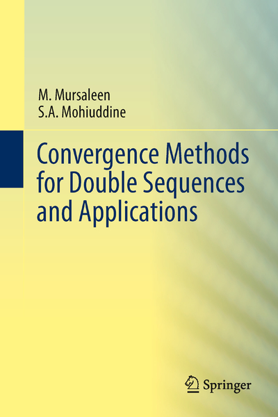 Convergence Methods for Double Sequences and Applications   Dodax.ch
