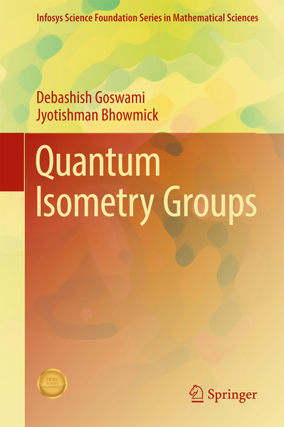 Quantum Isometry Groups | Dodax.ch