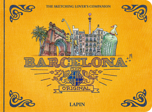 Barcelona - Sketching Lover's Companion | Dodax.ch