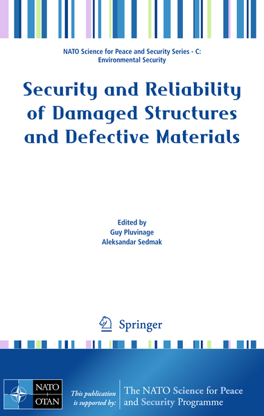 Security and Reliability of Damaged Structures and Defective Materials | Dodax.ch