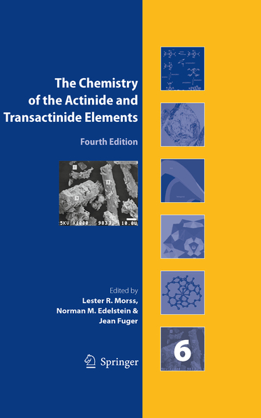 The Chemistry of the Actinide and Transactinide Elements. Vol.6 | Dodax.ch