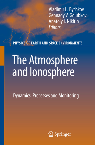 The Atmosphere and Ionosphere | Dodax.ch
