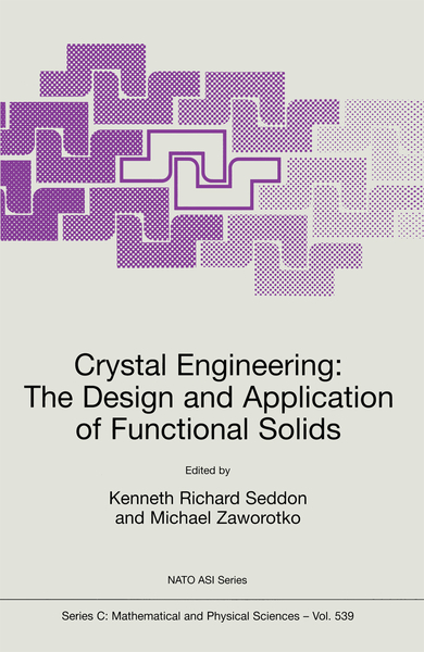 Crystal Engineering: The Design and Application of Functional Solids   Dodax.de
