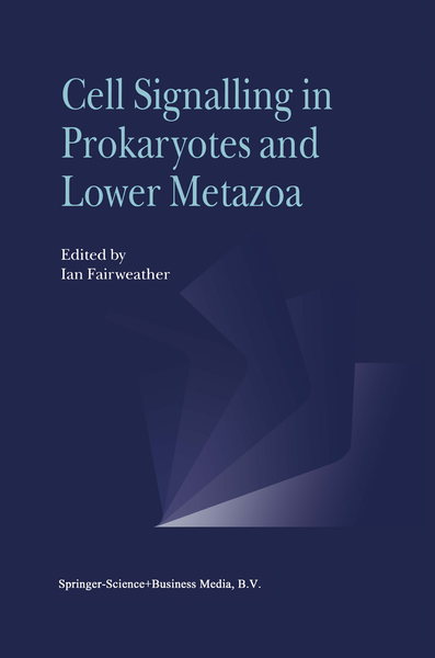 Cell Signalling in Prokaryotes and Lower Metazoa | Dodax.at