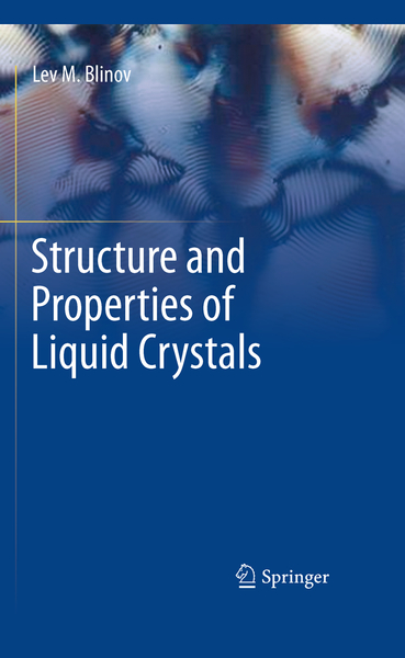 Structure and Properties of Liquid Crystals | Dodax.ch