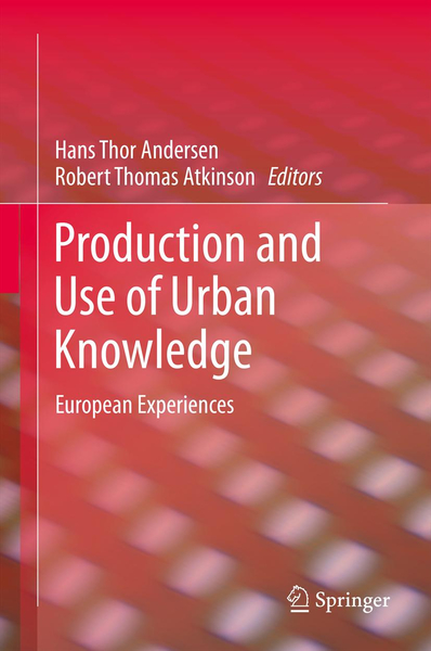 Production and Use of Urban Knowledge | Dodax.ch