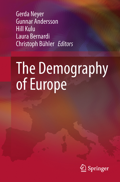 The Demography of Europe | Dodax.ch